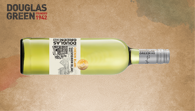 Douglas Green Chenin Blanc Sauvignon Blanc 2014