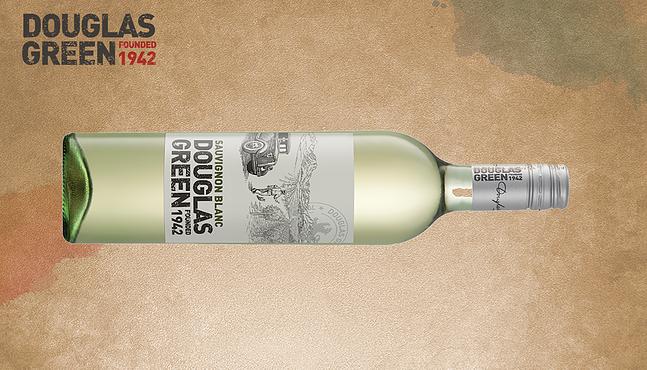 Douglas Green Sauvignon Blanc 2015